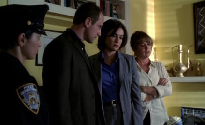 Law & Order: SVU: 21 Times Olivia Benson Went The Extra Mile