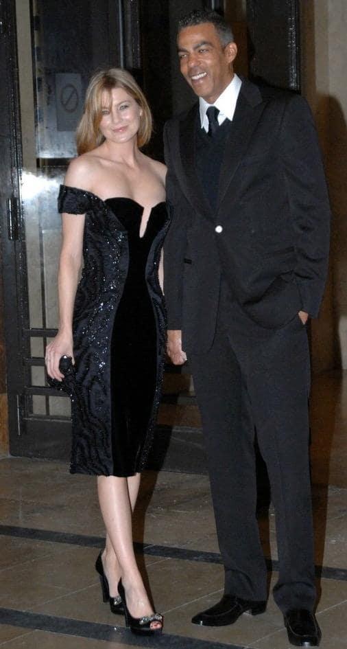 Ellen Pompeo, Chris Ivery Picture