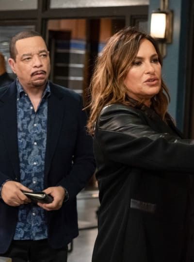 Victimized on Campus - Law & Order: SVU Season 22 Episode 6