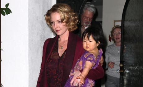 Heigl and Child