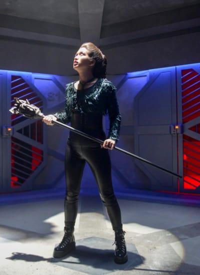 Mysterious Meta - The Flash Season 5 Episode 7