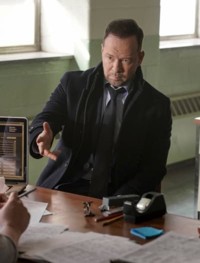 Danny Meets Someone - Blue Bloods Season 9 Episode 18