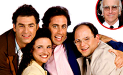 Coming to Curb Your Enthusiasm: A Seinfeld Reunion!