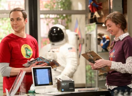 Watch The Big Bang Theory Season 11 Episode 21 Online