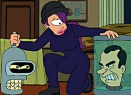 Watch Futurama Season 2 Episode 7 Online
