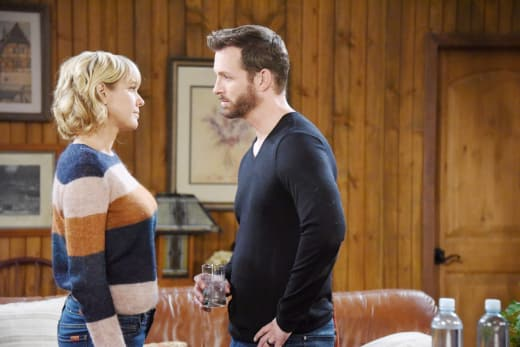 Brady Wants a Life With Nicole - Days of Our Lives