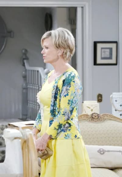 (TALL) Kayla is Shocked - Days of Our Lives