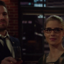Olivery and Felicity React To Laurel's Return - Arrow