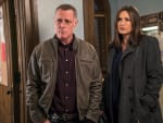 Benson and Voight - Chicago PD Season 3 Episode 14