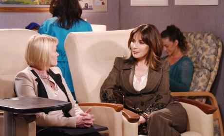 Kate and Adrienne - Days of Our Lives