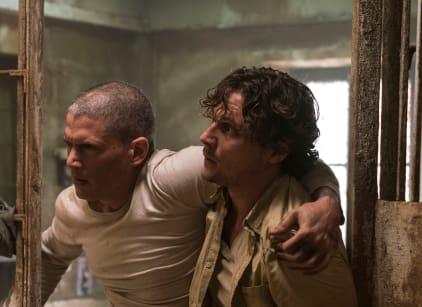 Watch Prison Break Season 5 Episode 2 Online
