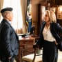 Roadblocks - Madam Secretary
