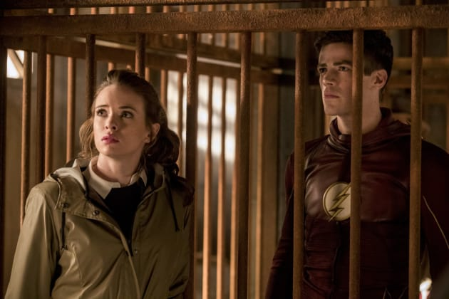 Neighboring Cells - The Flash Season 3 Episode 13