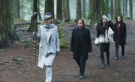 Regina's Wild Goose Chase - Once Upon a Time