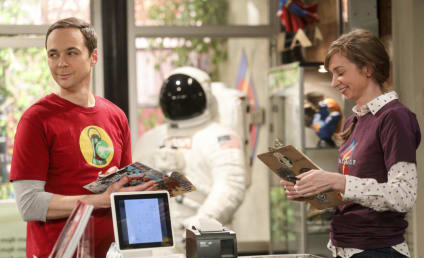 Watch The Big Bang Theory Online: Season 11 Episode 21