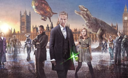 Doctor Who: Watch Season 8 Episode 1 Online