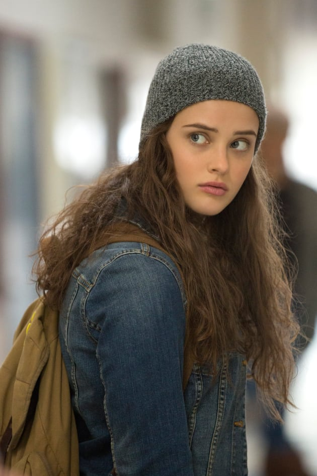 Hannah Baker Tells Reveals the Truth - 13 Reasons Why
