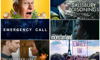 What to Watch: Monsterland, Emergency Call, Emily In Paris, The 100 Series Finale