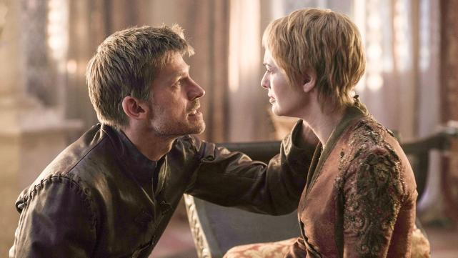 Jaime & Cersei - Game of Thrones