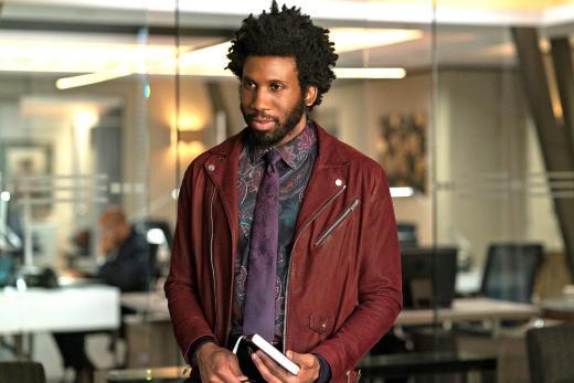 Investigator Jay - The Good Fight Season 1 Episode 6