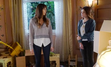 Pretty Little Liars Season 7 Episode 16 Review: The Glove That Rocks the Cradle