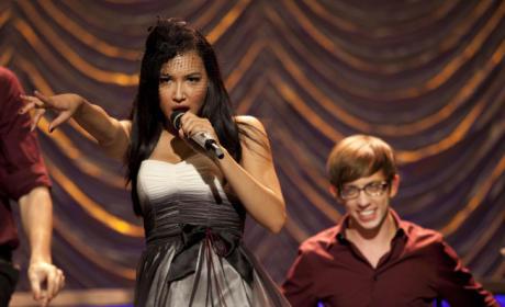 Santana and Artie