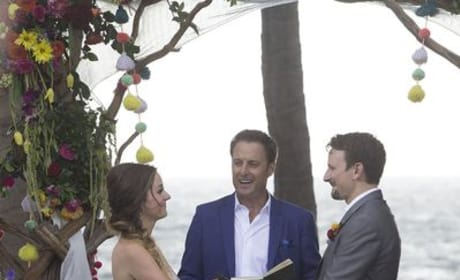 Exchanging Vows - Bachelor in Paradise
