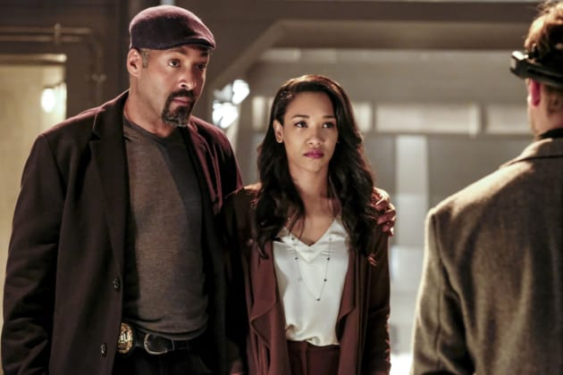 What does Julian know? - The Flash Season 3 Episode 15