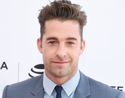 Scott Speedman Attends Tribeca Tune In