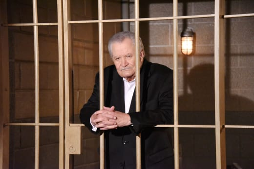 Victor Behind Bars - Days of Our Lives
