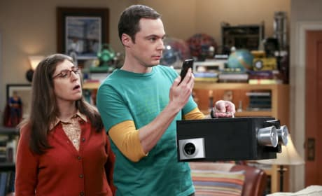 The Emotion Detector - The Big Bang Theory Season 10 Episode 14