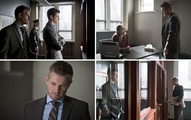 An interrogation the flash s1e19