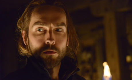New Demons On The Way - Sleepy Hollow Season 2 Episode 12