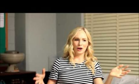 Candice King Discusses the Heretics