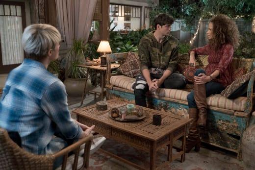 Lazy Libido - The Fosters Season 5 Episode 4