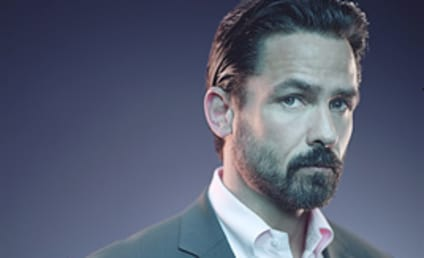 Billy Campbell Cast on Melrose Place