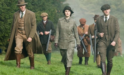 Downton Abbey Review: A Time for All Things