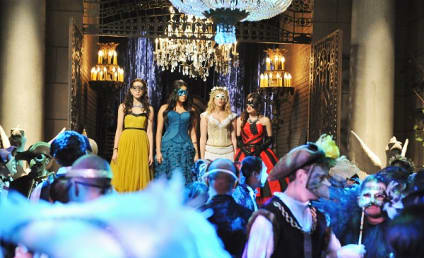 Pretty Little Liars Season 2 Finale Pics: Who Gets unmAsked?