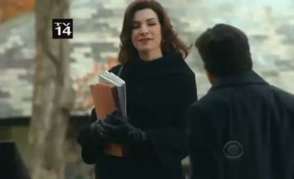 The Good Wife Return Promo: Is This the End?