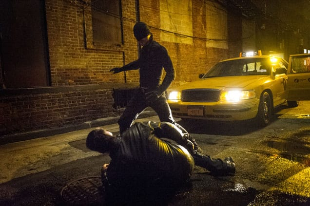Knock Out Punches (Daredevil)