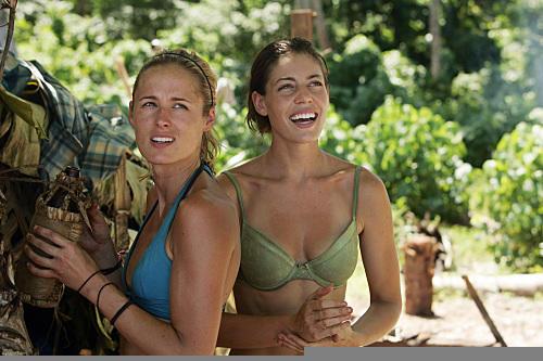 Candice and Amanda