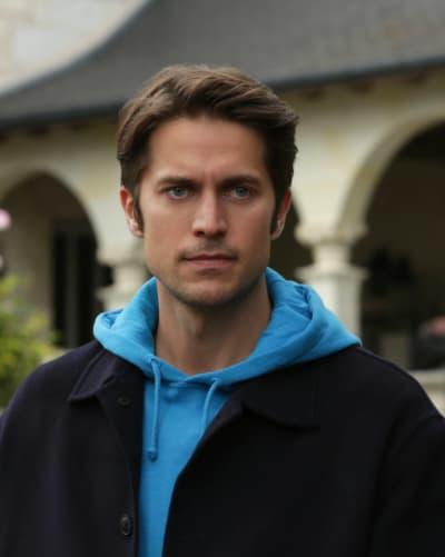 Gabriel Looks Mad - Emily in Paris Season 1 Episode 8