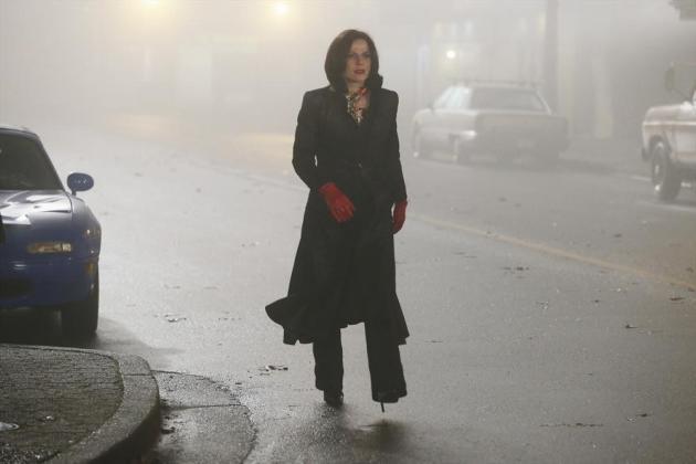 Regina's Red Gloves