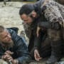 Ragnar and Athelstan Talk - Vikings Season 3 Episode 6