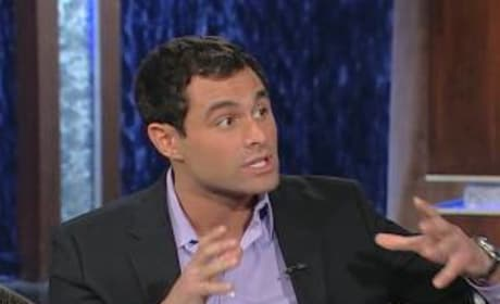 Jason Mesnick on Jimmy Kimmel