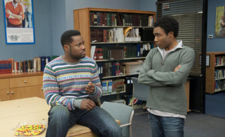 Malcolm-Jamal Warner on Community