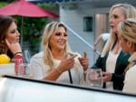 Gina Confronts Braunwyn and Shannon - The Real Housewives of Orange County