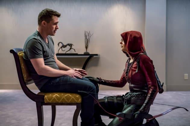 Reunited - Arrow Season 6 Episode 15