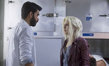iZombie Photo Preview: Booze on the Brain