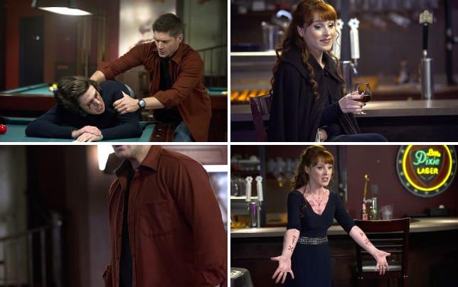 Dean supernatural season 10 episode 17